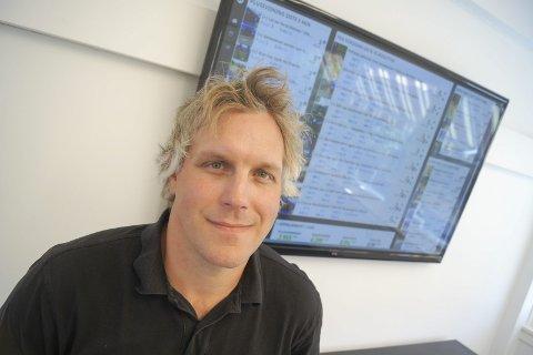 IT-EVENTYR: Nils Christopher Hofgaard fra Ski har sammen med gründer-kollega Tarjei Gilbrant fått til et IT-eventyr med firmaet Linkpulse. Fra den spede begynnelsen i 2013 har firmaet nå oppdrag over snart hele verden og omsetter for over 10 mill.
