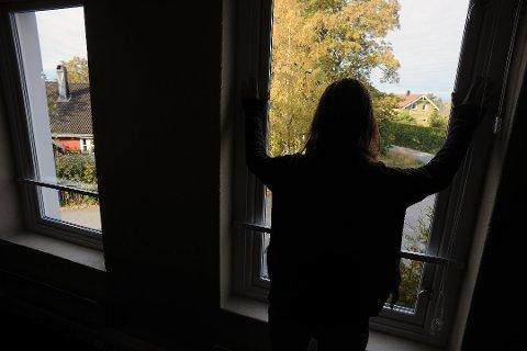 FÅR BLI: Trebarnsmoren som ble truet med utkastelse fra en bolig, betalt av Nav, har nå fått beskjed om at hun kan bli værende.