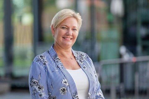 TAKKER FOR SEG I DENNE OMGANG: Synnøve Kongsrud har sittet i kommunestyret i Oppegård.