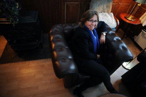 Anne Kristine Linnestad kan få stortingssalen som arbeidssted det neste halvannet år, om Henrik Asheim blir statsråd.