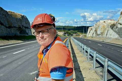Lars Frode Christiansen, Statens vegvesen.
