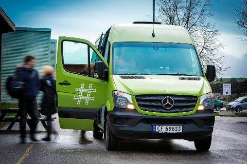SKYTTEL: Nå går idrettsbussen hvert kvarter mellom Sofiemyr idrettspark og Østre Greverud idrettspark. På nyåret vil Ruter gi et enda bedre tilbud.