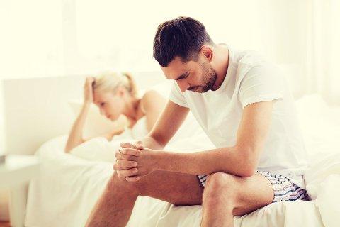 LYSTPROBLEMATIKK: Lav sexlyst er faktisk blant kvinner er et av de vanligste problemene blant kvinner i dag. For å finne en løsning og ivareta et godt sexliv, må man først forstå hverandres tenningsmønster, sier sexolog Bianca Schmidt. Foto: Colourbox