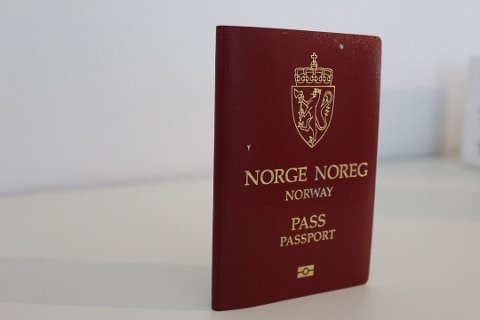 IKKE PÅ RÅDHUSET: Det blir ikke mulig å få tak i pass på rådhuset med det første.