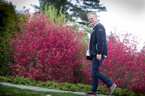 I MÅL: Jan Levi Skogvang fra Kråkstad har hatt krevende dager som leder for SAS-pilotene i Parat og kan endelig konsentrere seg om datterens bryllup.