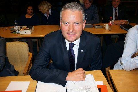 NY DAGLIG LEDER: Knut Oppegaard  fra Oppegård har gitt seg som daglig leder i Iot Noway AS.