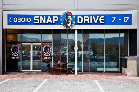 Rosenholm Bilverksted AS på Trollåsen blir en del av Snap Drive-kjeden.