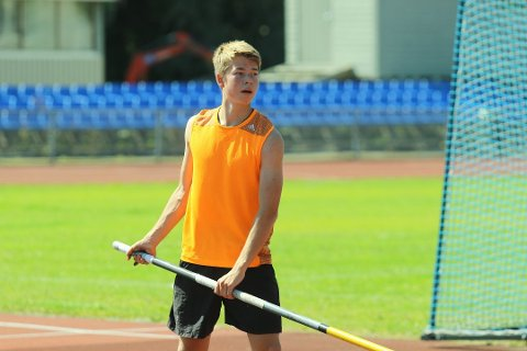Simen Guttormsen gikk enkelt til finalen i U20-EM.