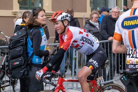 ENDELIG: Tårnåsen-ekspressen Carl Fredrik Hagen har lenge drømt om å få sykle et av rittene i Grand Tour. Om en drøy uke går drømmen i oppfyllelse når 27-åringen skal delta i Vuelta a España.
