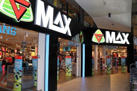 Østlandets Blad G sport og G Max legges ned har butikker
