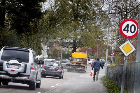 REGULERES: Ferd Eiendom har sammen med samarbeidspartnere tatt et privat initiativ for å regulere Sanderveien