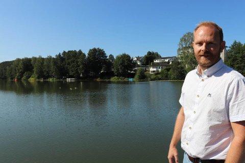KAMPSAK: Aps varaordførerkandidat, Oddbjørn Lager Nesje vil ha en grundig kartlegging av lekkasjene i vann og avløpsnettet i Oppegård.