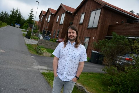 GLEDER SEG: Anders Graven (Sp) ser frem til å gå i forhandlinger med Ap og gleder seg over at hele kommunen nå blir representert blant posisjonspartiene.