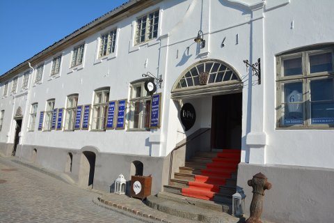 TIL SALGS: Restauranten La Paz i Son er lagt ut for salg.