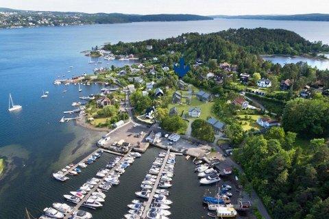 SOLGT: Selgeren av Høyboveien 7a på Malmøya fikk over 12,9 millioner kroner for boligen.