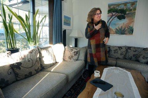 ENGASJERT: Anne Kristine Linnestad er tidligere ordfører i Ski, nå stortingsrepresentant for Høyre. Hun er opptatt av korona-utbruddet lokalt og nasjonalt.