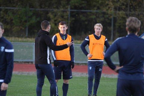 Follo FK-kaptein, Thomas Lillo kom på lag med Kristian Seteklev. Det skal kanskje Seteklev være glad for?