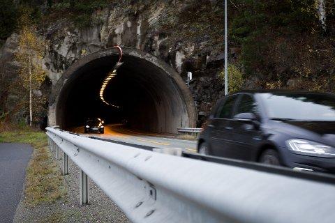 Ringnestunnelen fra 1986 stenges i fem dager den neste uken.
