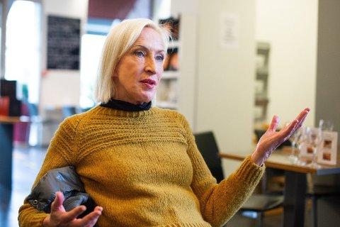 Ostlandets Blad Karen Marie Ellefsen 70 Ma Slutte I Nrk Haper Noen Har Bruk For Meg