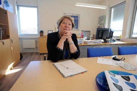 FORVENTER MER: Fungerende rådmann i Nordre Follo kommune, Jane Short Aurlien er glad for krisepakken fra regjeringen, men forventer mer penger til å dekke opp for alle ekstra utgiftene i forbindelse med koronapandemien.