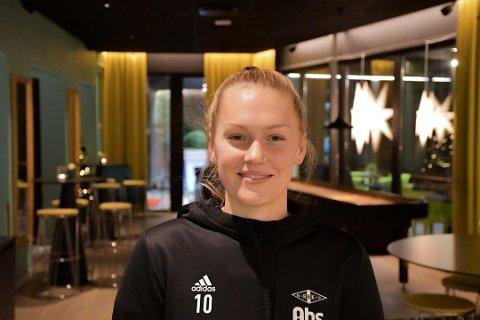 OVERRASKENDE: Marit Clausen er klar for Kolbotn. De aller fleste trodde hun skulle til utlandet.