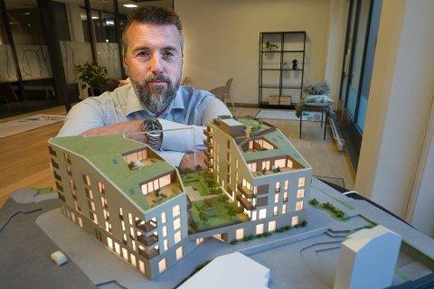POPULÆRT:  Dette er et prosjekt vi har jobbet med veldig lenge, så det er veldig moro at det har fått en så innmari god start, sier Espen Pettersen, daglig leder i Vinkl AS.