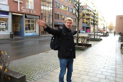Leder av Nordre Follo Arbeiderparti, Morten Elligsen, tok initiativ til oppropet mot Trond Giske.