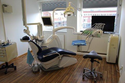 TANNLEGEVAKT: Pasientene ringer på dagtid og avtaler tid på kvelden eller neste dag.
