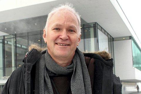 OMDISPONERER: Kommunikasjonsdirektør ved Ahus Dagfinn Aanonsen forteller om flere endringer i driften ved Ahus og Ski sykehus.