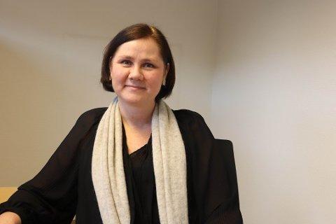 PENGER PÅ KONTO:  - Ordningen er ikke perfekt, men vi er veldig glad for at Nav nå er i stand til å kunne utbetale forskudd på dagpenger, uttaler virksomhetsleder for Nav Nordre Follo, Marita Kristiansen.