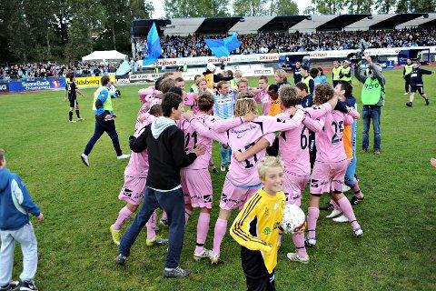 Follo-FK - Rosenborg (3-2) semifinale