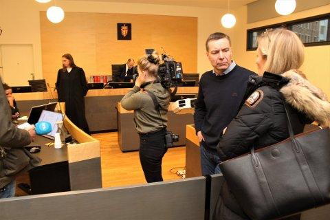 TIL HØYESTERETT: Ivar fra Kolbotn får med seg advokat Elden når saken nå skal til høyesterett.