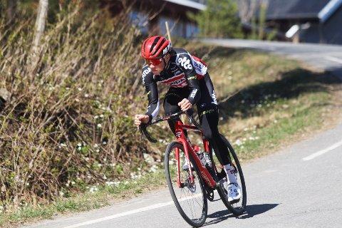 Carl Fredrik Hagen bytter ut Lotto Soudal-trøya fra nyttår av. Før det kan han få en sjanse i Tour de France.