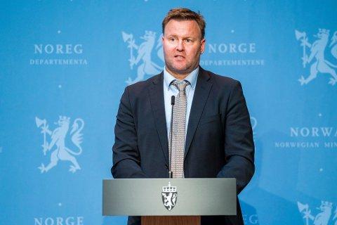 - Nye råd vil komme om få dager, sier assisterende helsedirektør Espen Rostrøp Nakstad. Foto: Håkon Mosvold Larsen / NTB scanpix