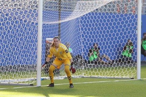 Kolbotns keeper Siri Ervik var fantastisk i målet mot Vålerenga