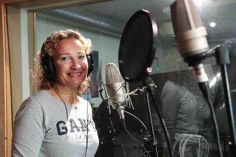FINALE: Torild Andersen fra Oppegård har levert ett av bidragene i konkurransen om å skrive Nordre Follo-sangen.
