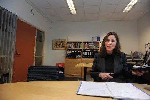 Katti Anker Teisberg, områdeleder for oppvekst og læring i Nordre Follo kommune