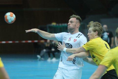 REISER HJEM: Martin Lysdal Hansen gir seg som trener i Follo HK.