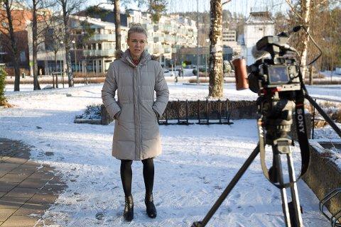 SMITTESITUASJONEN: Kommuneoverlege i Nordre Follo Kerstin Anine Johnsen Myhrvold beskriver at kommunen er i en sårbar og ustabil smittesituasjon.