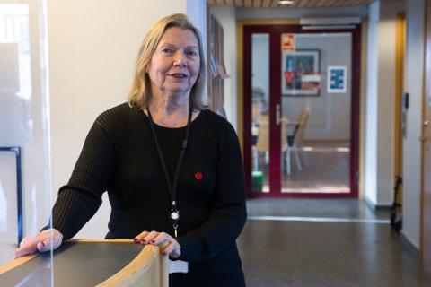 SMITTE PÅ TRENINGSSENTER: – Det kan bli snakk om flere smittetilfeller, sa kommuneoverlege Sidsel Storhaug i Ås.