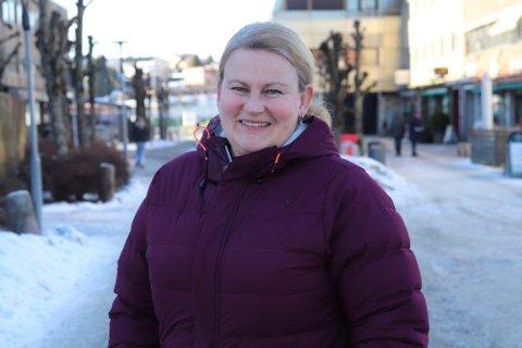 SPENT: Cecilie Dahl-Jørgensen Pind er spent på orienteringen fra kommuneoverlegen onsdag.