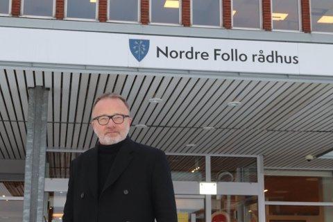 UKJENT: Kommunedirektør i Nordre Follo, Øyvind Henriksen stiller seg uforstående til at ansatte og andre skal ha fått beskjed om å ikke uttale seg til media.