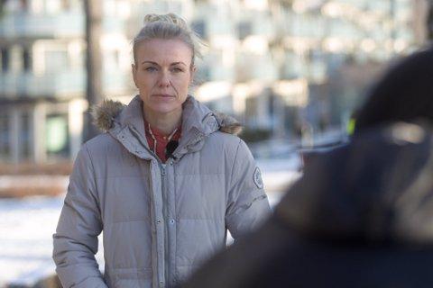 SÅRBART: Kommuneoverlege i Nordre Follo kommune, Kerstin Anine Johnsen Myhrvold har tidligere ment at det er for sårbart å stenge skolene helt.