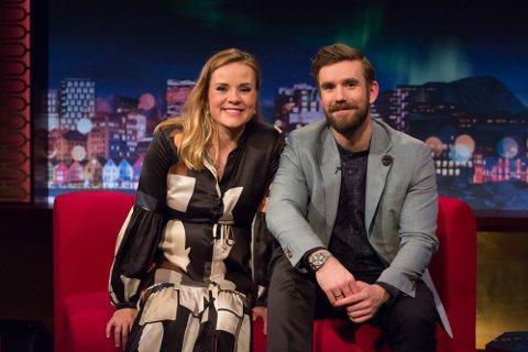 SLUTT: Etter den siste sendingen i mai, er det slutt for «Senkveld» på TV2.