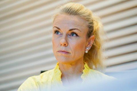 NY VURDERING: I dag kommer Nordre Follos kommuneoverlege, Kerstin Anine Myhrvold, med ny risikorapport for kommunen.