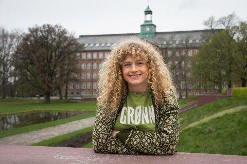 ENGASJERT: Margit Fausko (28) vil gjerne gjøre verden til et bedre sted både for mennesker, dyr og naturen.
