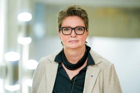SENT: Odrfører i Nordre Follo, Hanne Opdan mener vaksinefordelingen kommer for sent.
