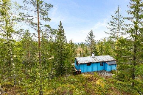 RIMELIGST I FOLLO: Hytta i Dalefjerdingen var en kort periode den rimeligste i Follo på Finn.no. Nå er den solgt.