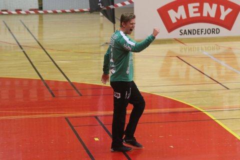 BEST: Andreas Björkman Myhr har vært Follos beste spiller de to sesongene han har vært i klubben.