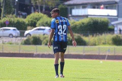 TIL BELGIA: 16-åringen Antonio Nusa er klar for Club Brugge.